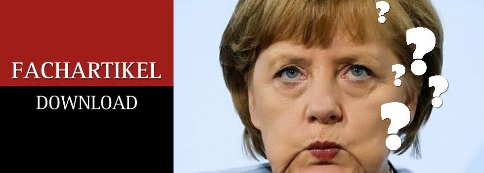 Meta Modell der Sprache am Beispiel mit Angela Merkel