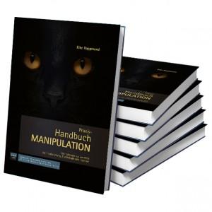 Handbuch Manipulation Bücherstapel
