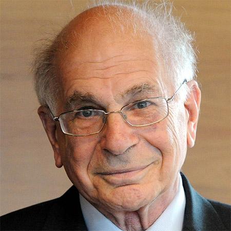 Daniel Kahneman Prof. für Psychologie