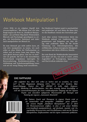 Workbook Manipulation (Band I)