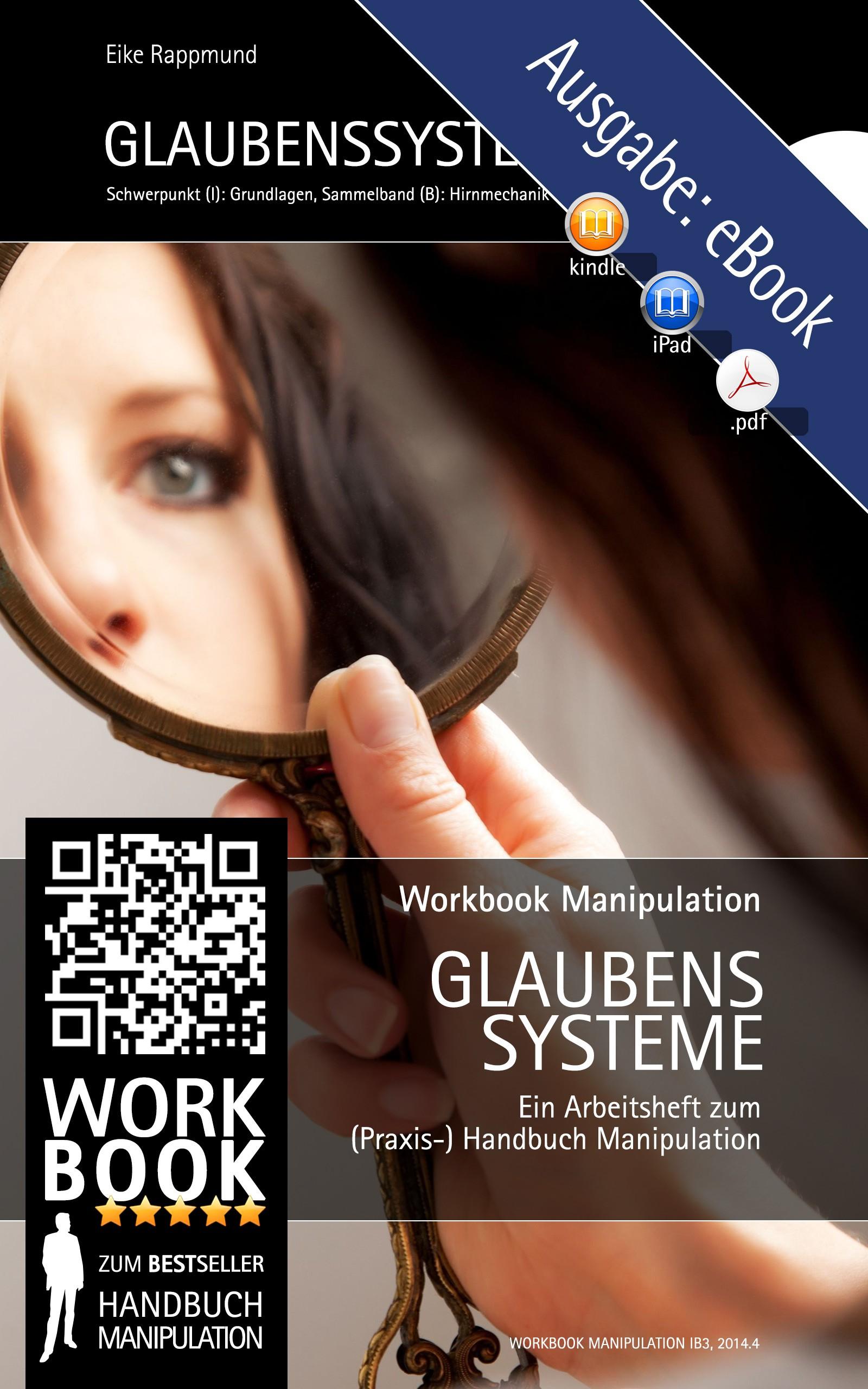 Arbeitsheft: Glaubenssysteme (zum Workbook Manipulation)