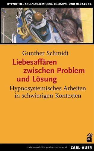 Liebesaffäre zwischen Problem und Lösung
