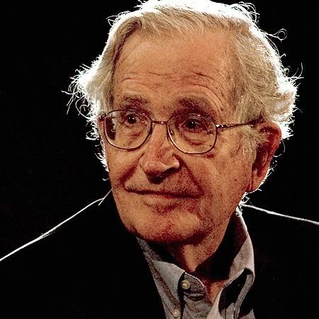 Noam Chomsky Professor für Linguistik