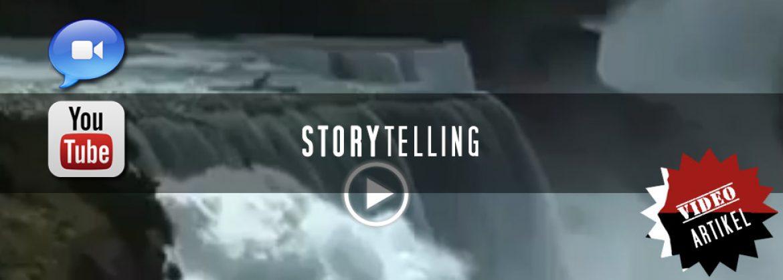 Storytelling – die richtige Geschichte muss es sein!