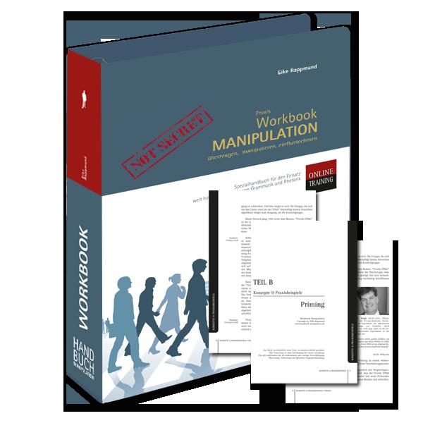 Workbook Handbuch Manipulation