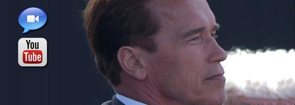 Werbeikonen – Arnold Schwarzenegger und Bud Light