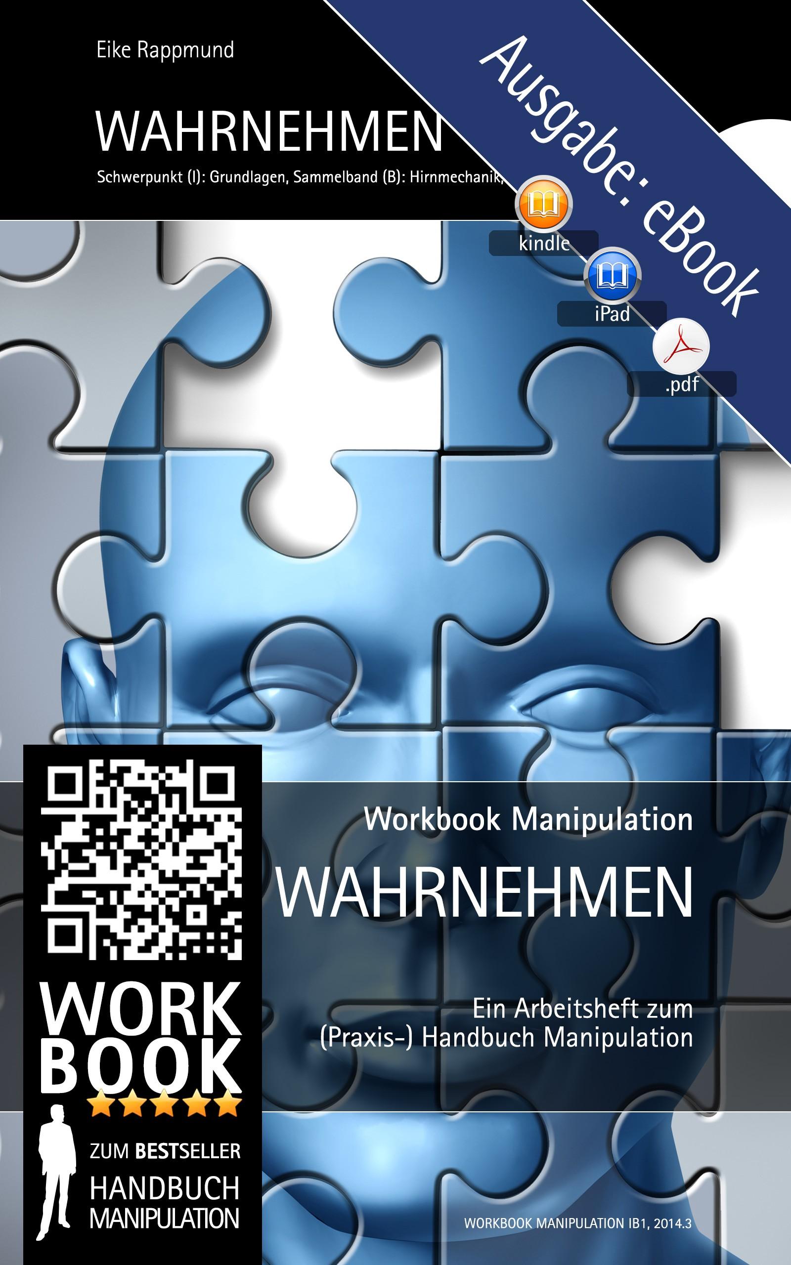 Arbeitsheft: Wahrnehmen (zum Workbook Manipulation)