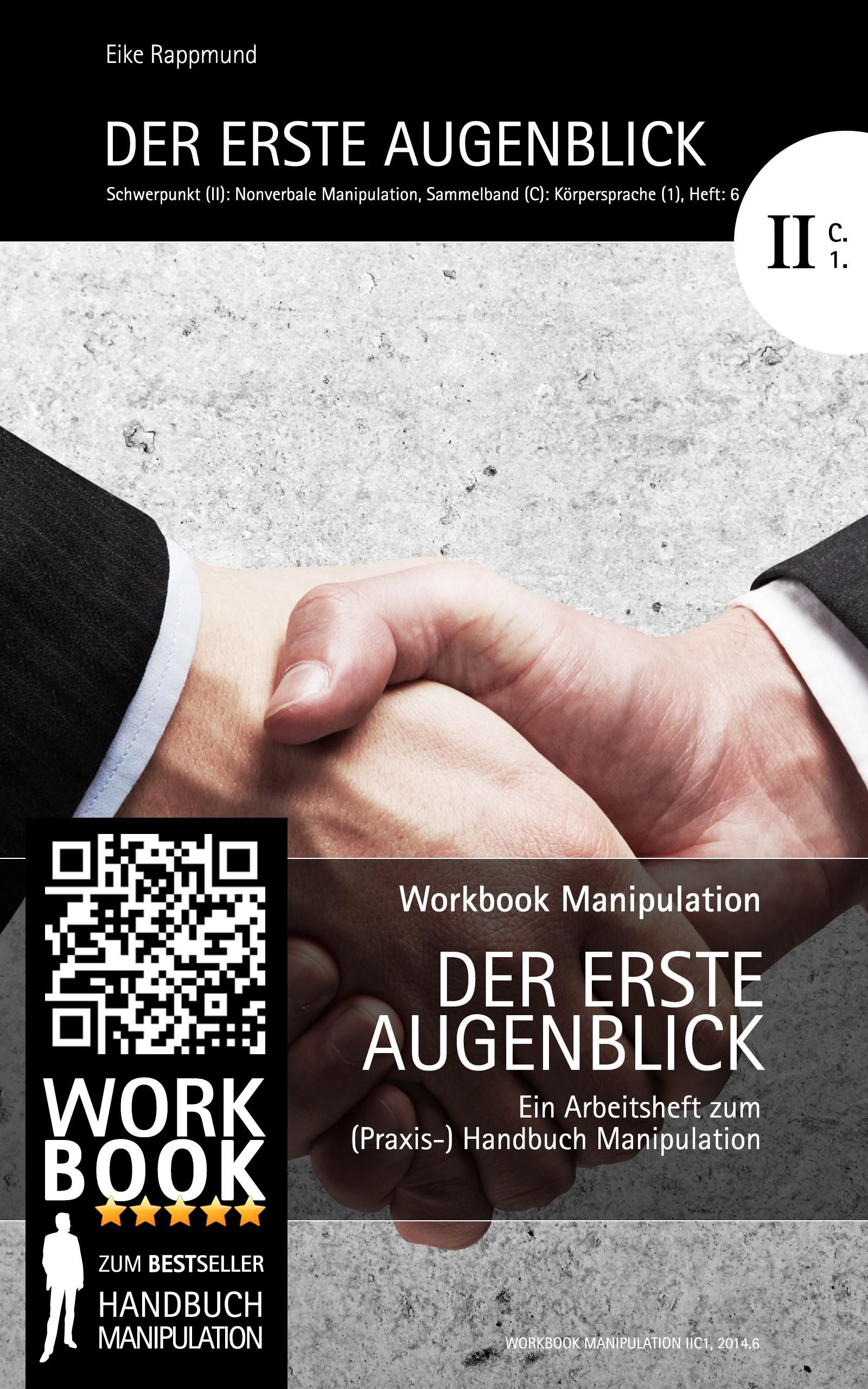 Arbeitsheft: Der erste Augenblick (Körpersprache I)