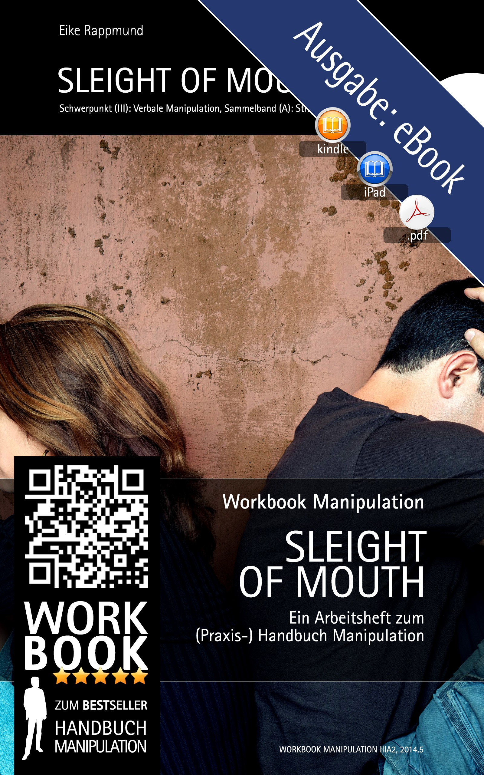 Arbeitsheft: Sleight of Mouth (zum Worbook Manipulation)