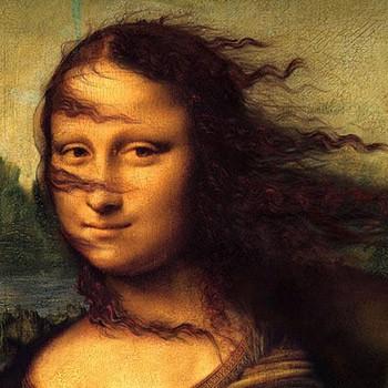 Mona Lisa lustig