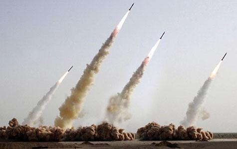 Raketenstart Iran Optimiert