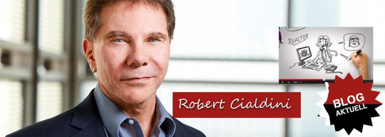 Robert Cialdini: Pflichtprogramm für alle Einflussnehmer