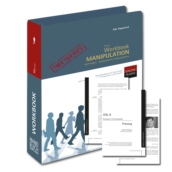 Workbook Handbuch Manipulation